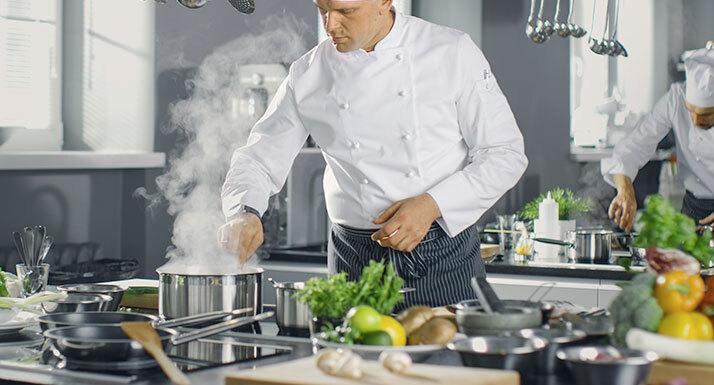 Chefswear and kitchen garment rental