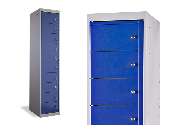 Recommending the right lockers