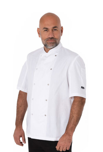 Chefs Jacket - Workwear Garments - CLEAN Services