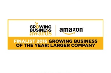 Amazon Growing Business Finalist