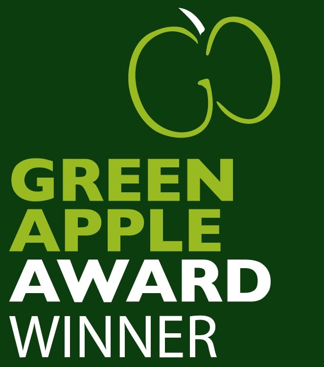 Winner of The Green Apple Award