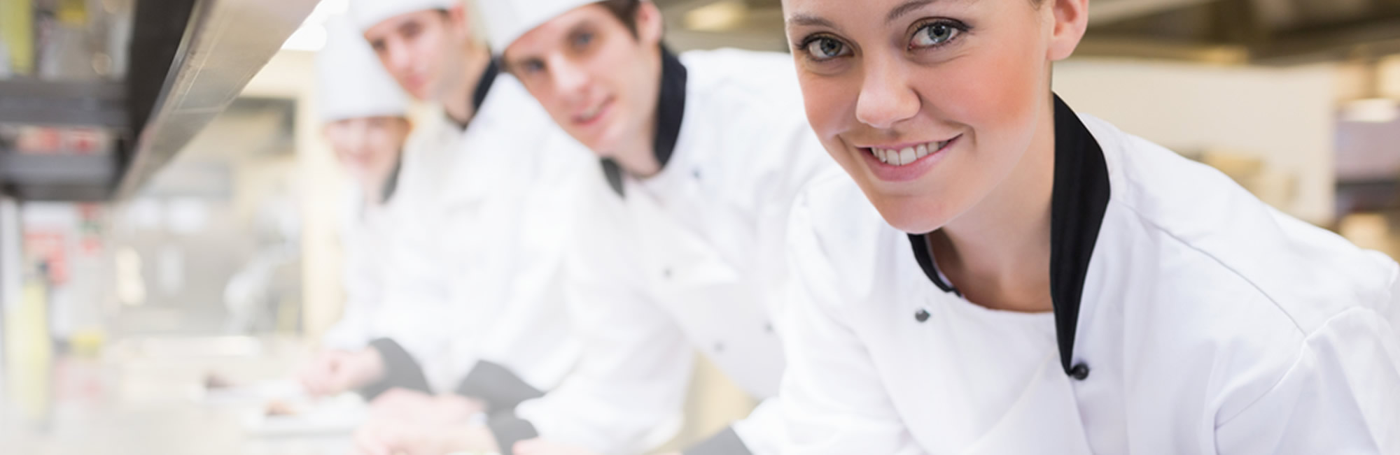 We know how important hygiene standards are for today's commercial kitchens.