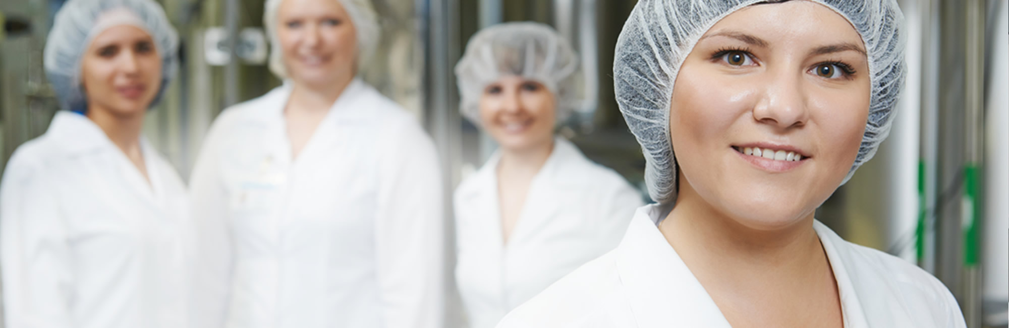 Food Production industry continues to face increasing legislative requirements in compliance and hygiene standards.