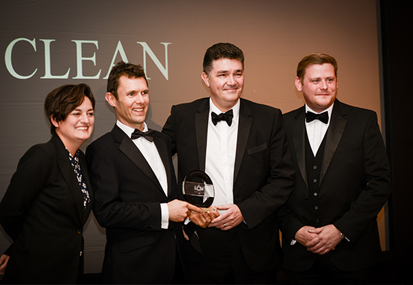 CLEAN cleans up at industry awards - News - CLEAN Services