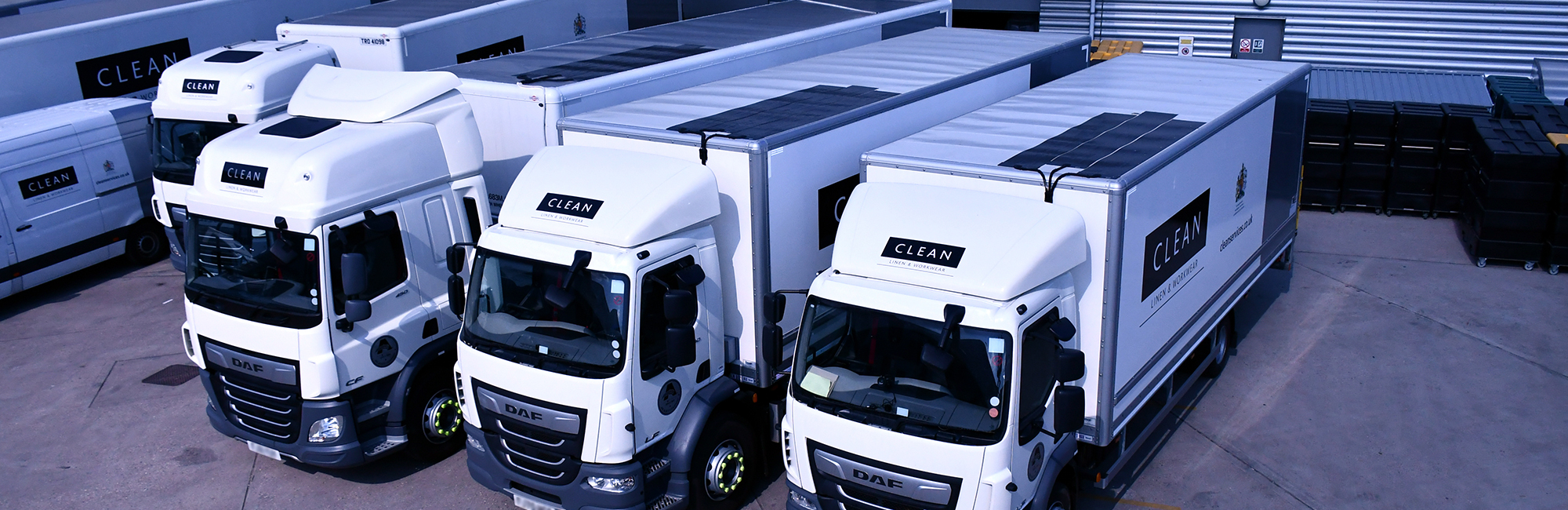CLEAN reduces vehicle emissions using innovative solar technology - News - CLEAN Services