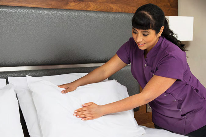 CLEAN launches linen range designed for evolving hotel industry - News - CLEAN Services