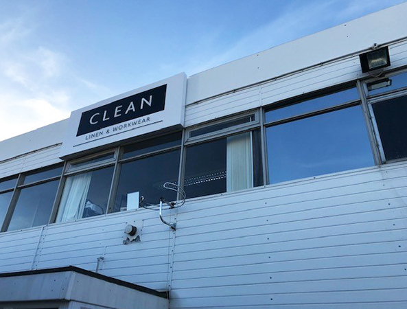CLEAN invests £500k in Banbury laundry - News - CLEAN Services