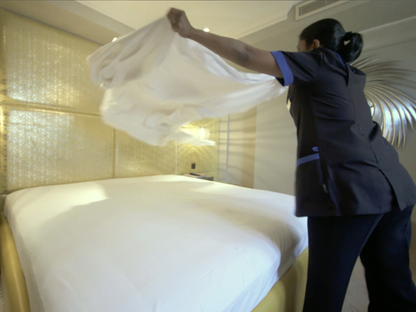 Discover our Linen Rental Service - News - CLEAN Services