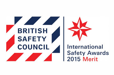CLEAN has been awarded British Health and Safety Council International Safety Award - News - CLEAN Services