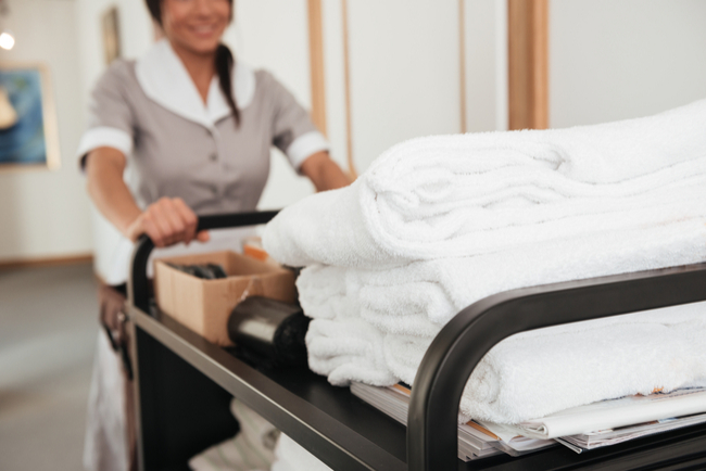 Linen Management - What are the Options? - News - CLEAN Services