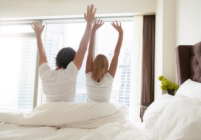 The Perfect Hotel Bedroom for a Perfect Night's Sleep - News - CLEAN Services