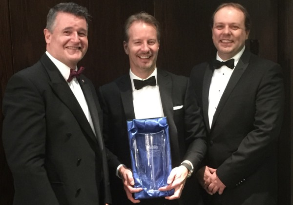 CLEAN awarded 'Commercial Laundry of the Year' at 2016 Laundry And Drycleaning Awards (LADAs) - News - CLEAN Services
