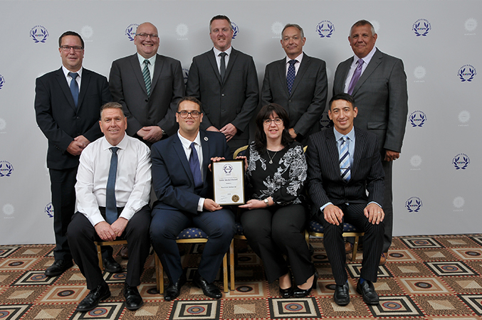 CLEAN strikes Gold for sixth year running at RoSPA Awards - News - CLEAN Services