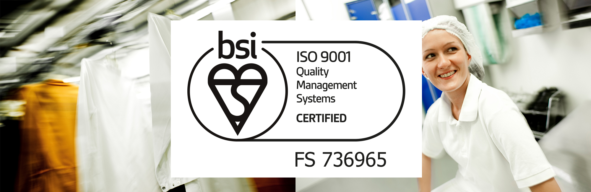 CLEAN are proud to announce ISO 9001:2015 Certification for quality management - News - CLEAN Services