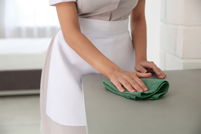 Love your hotel linen and it will love you - News - CLEAN Services
