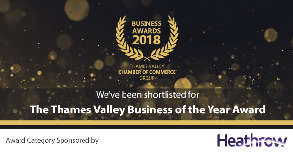 CLEAN Shortlisted for Thames Valley Business Awards - News - CLEAN Services
