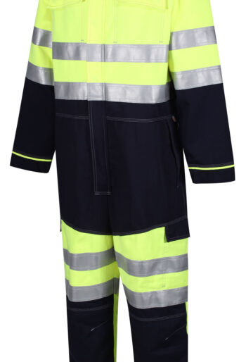 Arc Protect Two-Tone Multi-Norm Boilersuit - Workwear Garments - CLEAN Services