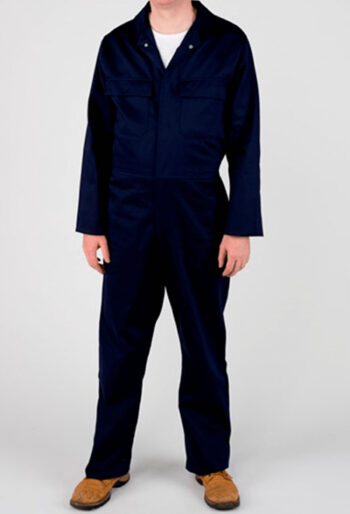 Heavy Weight Flame Retardant Boilersuit - Workwear Garments - CLEAN Services
