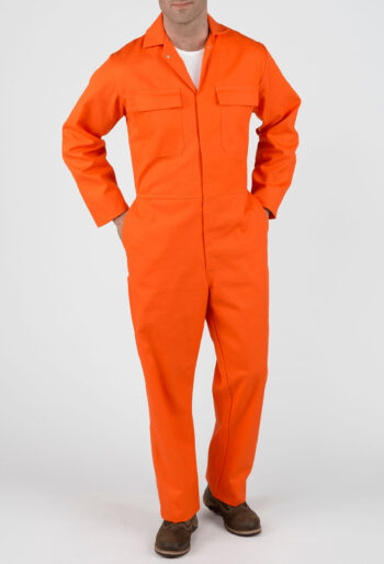 Flame Retardant Boilersuit - Workwear Garments - CLEAN Services