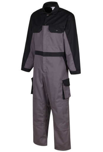 Two-Tone Flame Retardant Boilersuit - Workwear Garments - CLEAN Services