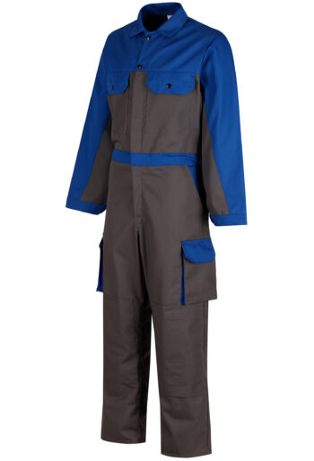 Two Tone Flame Retardant Boilersuit - Workwear Garments - CLEAN Services