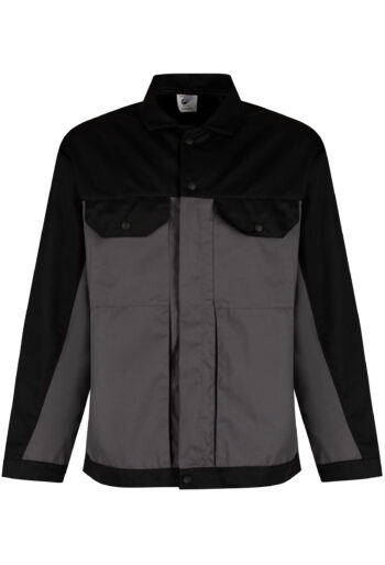 Two-Tone Flame Retardant Jacket - Workwear Garments - CLEAN Services