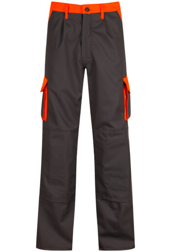 Two-Tone Flame Retardant Trousers - Workwear Garments - CLEAN Services