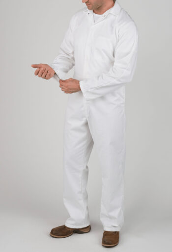 Food Manufacturing Boilersuit - Workwear Garments - CLEAN Services