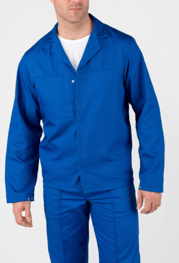 Food Manufacturing Porters Jacket - Workwear Garments - CLEAN Services