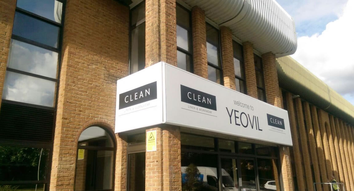 CLEAN Laundry - Yeovil Site